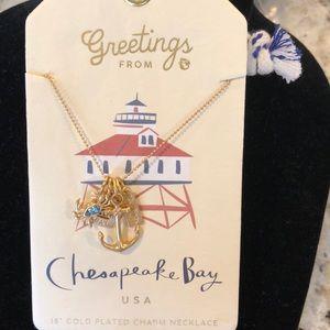 Spartina Chesapeake Bay Necklace